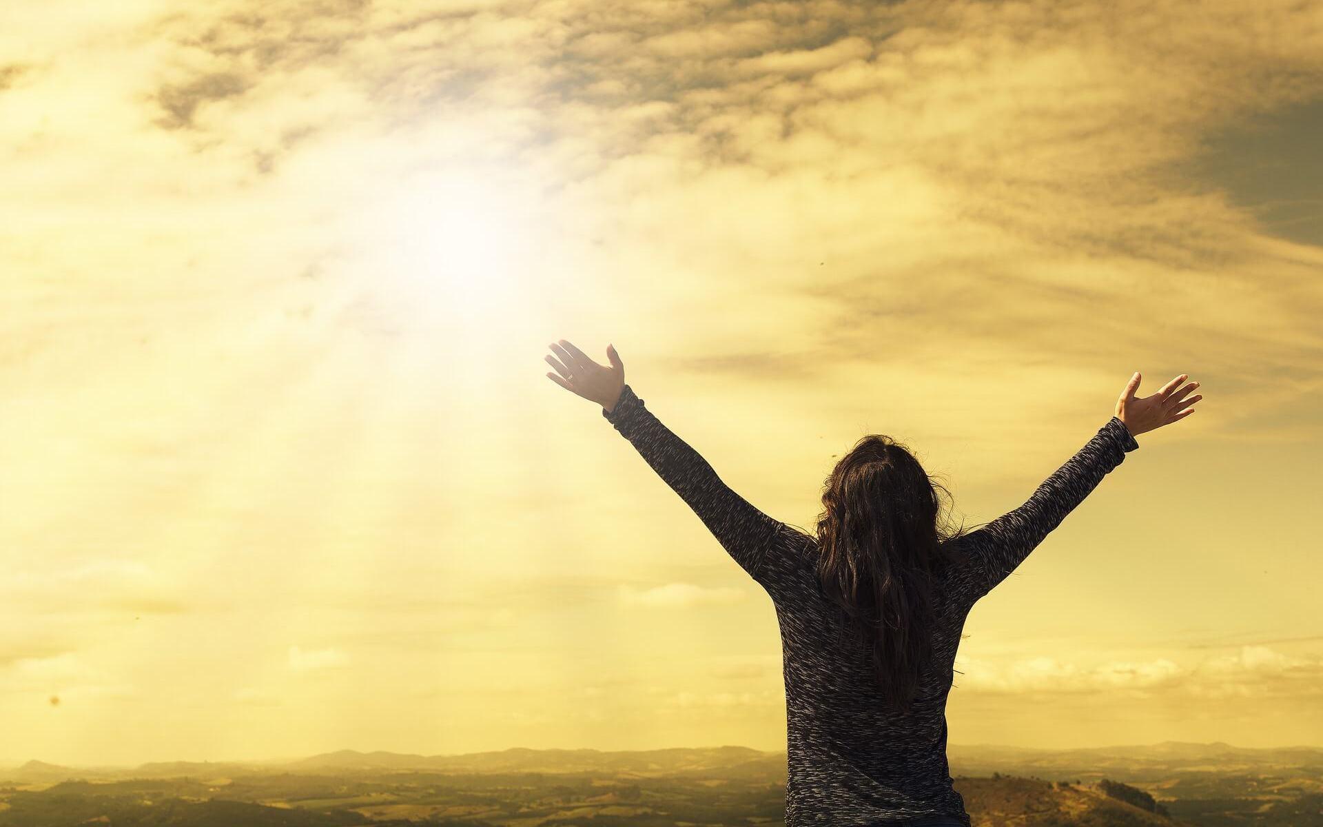 Symbolbild Gebetserfahrungen