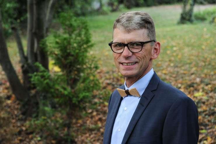 Traugott Hopp, Pastor der FeG FFB