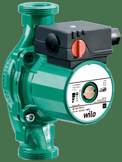 WILO fűtési keringető szivattyú