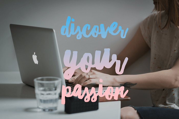 discover your passion