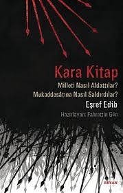 Eşref Edib'in eseri: 'Kara Kitap'