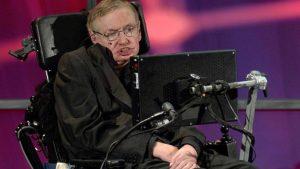 Tekerlekli iskemleye mahkum bir dahi: Stephen Hawking