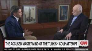 Farid Zakaria, CNN INT