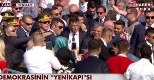 Org. Akar, Abdullah Gül, Yenikapı'da