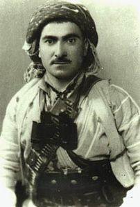 Molla Mustafa Barzani, kalbi kırık olarak Washington'da öldü