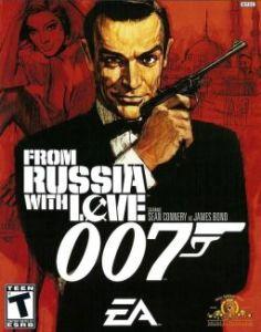 James Bond: Rusya'dan Sevgilerle...