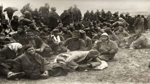 Osmanlı'nın Balkan seferine çıkan ordusu...