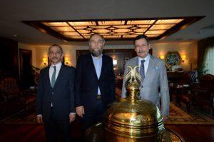 Cengiz, Dugin ve Gökçek... 15 Temmuz 2016 görüşmesi