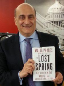 Walid Phares: Filistinli kıyımcısı, Müslüman karşıtı...