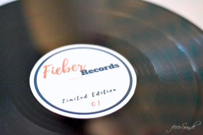 Vinyl trifft Freundschaft - ein Geldgeschenk