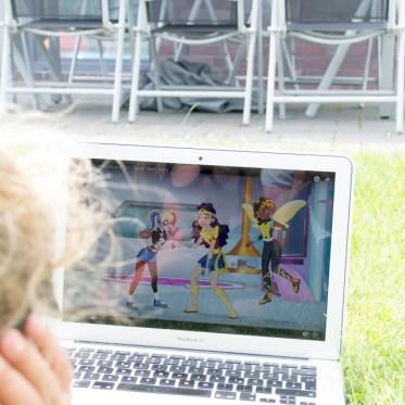 feierSun.de zeigt warum jedes Kind ein SuperGirl ist und was an den DC Super Hero Girls ganz besonders ist. #SuperGirl #Webserie