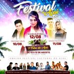 Lançamento da Programação do Festival do Açaí 2018