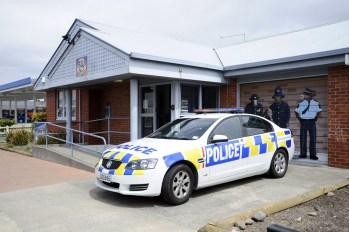 Ja das ist die Polizeistation in Bulls