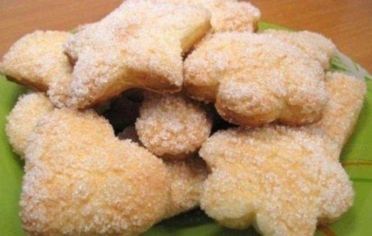 Незабываемое и вкусное печенье из детства-Амонячки