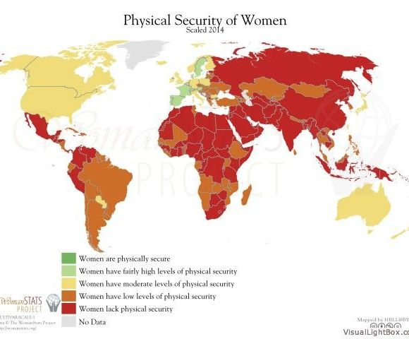#research: Ten findings from the United Nation's Violence Against Women Study