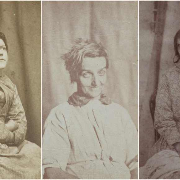 #picturethis: Photos of female asylum patients by a Victorian psychiatrist