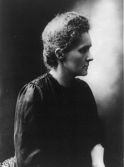 #anonymouswasawoman: #HERstory: Marie Curie (1867-1934) was the first woman to receive the Nobel Prize