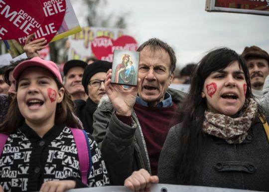#vivelafeminism: How Romania's feminists are fighting back