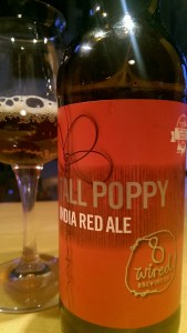 Tall Poppy India Red Ale - 8 Wired Brewing