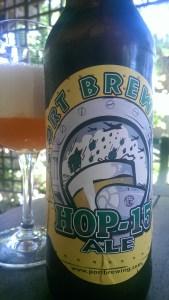 Hop15 von Port Brewing aus Kalifiornien