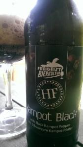 Kampot Black von Freigeist Bierkultur