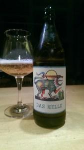 Das Helle von Tilmans Biere