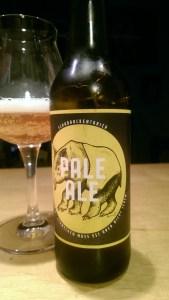 Pale Ale der Bierfabrik Berlin