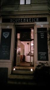 Hopfenreich in Berlin