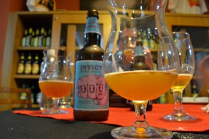 """1000 IBU"" Imperial India Pale Ale - Invicta Brewery"