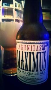 Maximus Ale von Lagunitas Brewing aus Kalifornien