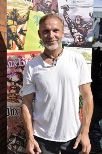 Veranstalter Axel Ohm