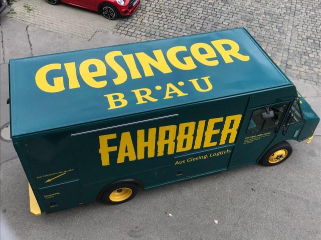 Giesinger Biertruck VI