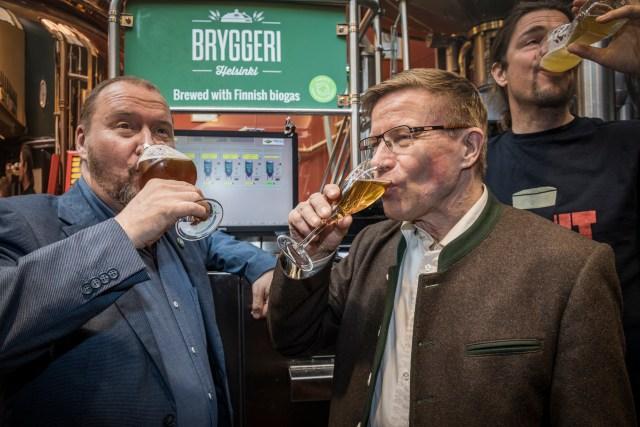 Bryggeri Helsinki team
