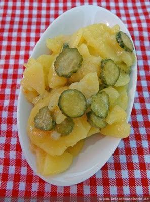 Kartoffelsalat nach Johann Lafer