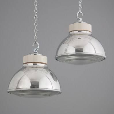 NEUTRAL – Vintage British pendants by REAL, £456.00 from Skinflint