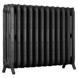 The Balmoral 3 column cast iron radiator from Cast Iron Radiator Centre