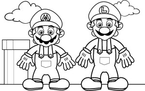 luigi-and-mario-coloring-pages-2