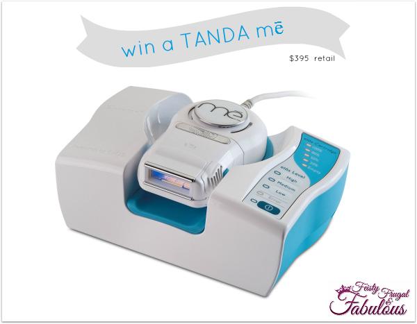 TANDA giveaway
