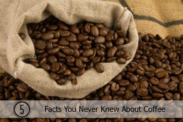 5 facts about coffee