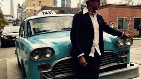 Cuban Taxi in Toronto Transat