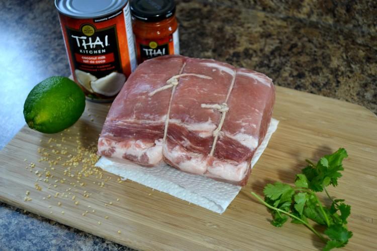 Shredded Pork Appetizer