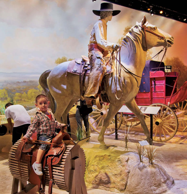 Witte Musem's South texas Heritage Center