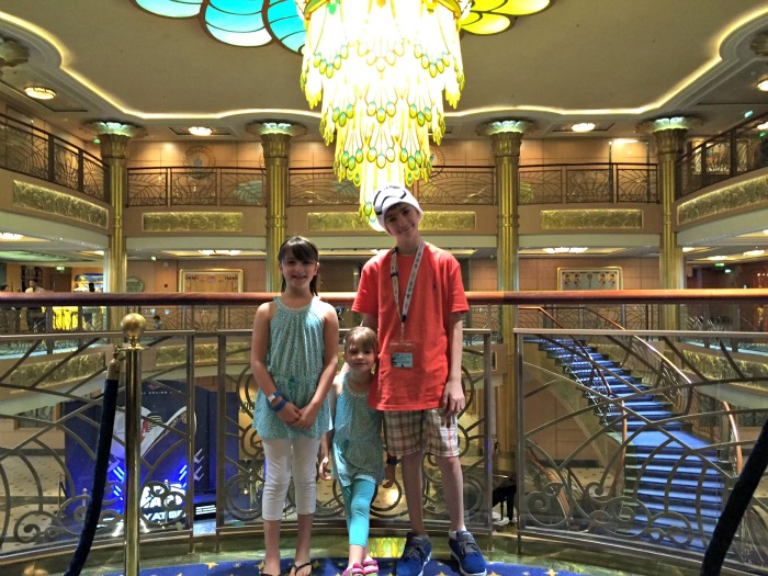 Disney Fantasy Cruise for families of 5