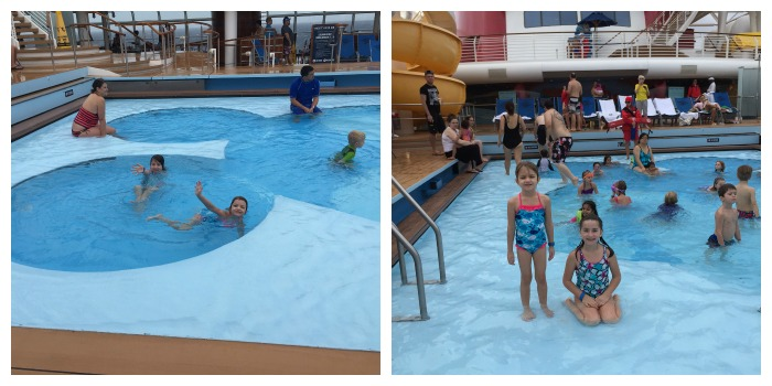 mickey pool on disney fantasy