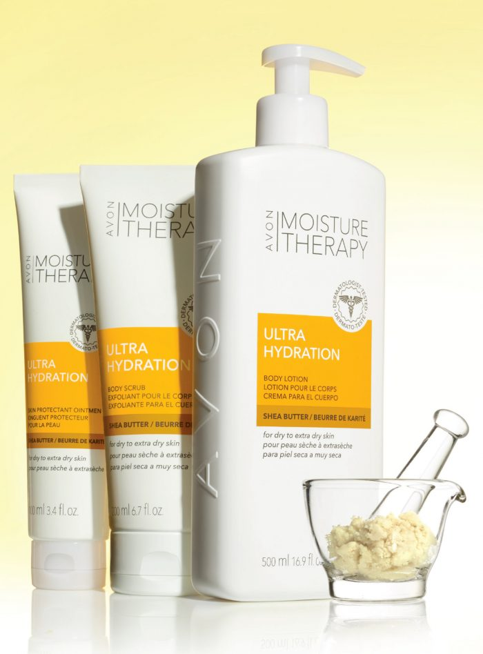 Moisture Therapy Ultra Hydration with Shea Butter