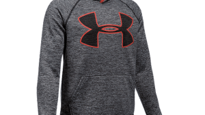 Under Armour Fleece Storm Twist Highlight Kids' Hoodie