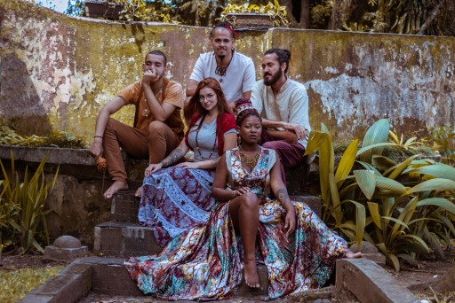Banda Gente Portal do Rock RJ