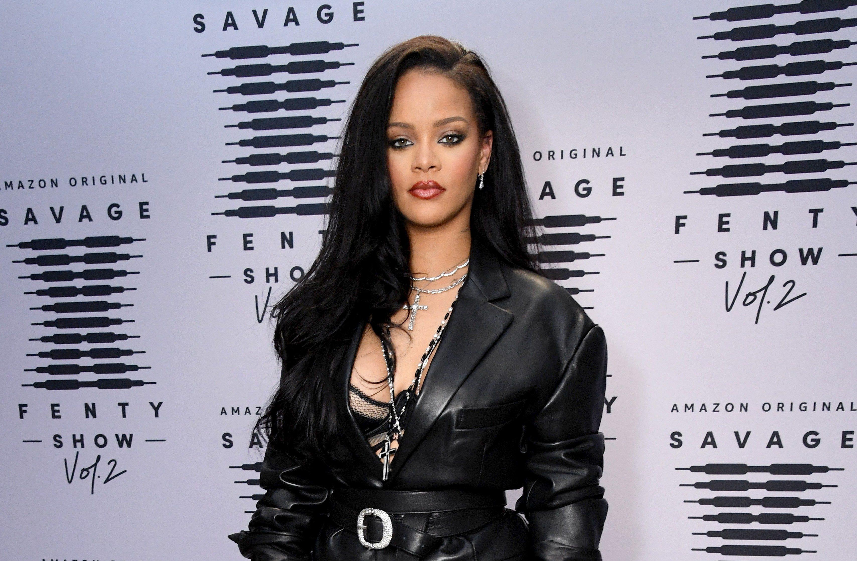 Rihanna celebra toda beleza que há na diversidade na 2 edição do Savage x Fenty Show