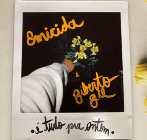 """Com Gil, Emicida lança videoclipe do single """"É Tudo Pra Ontem"""""""
