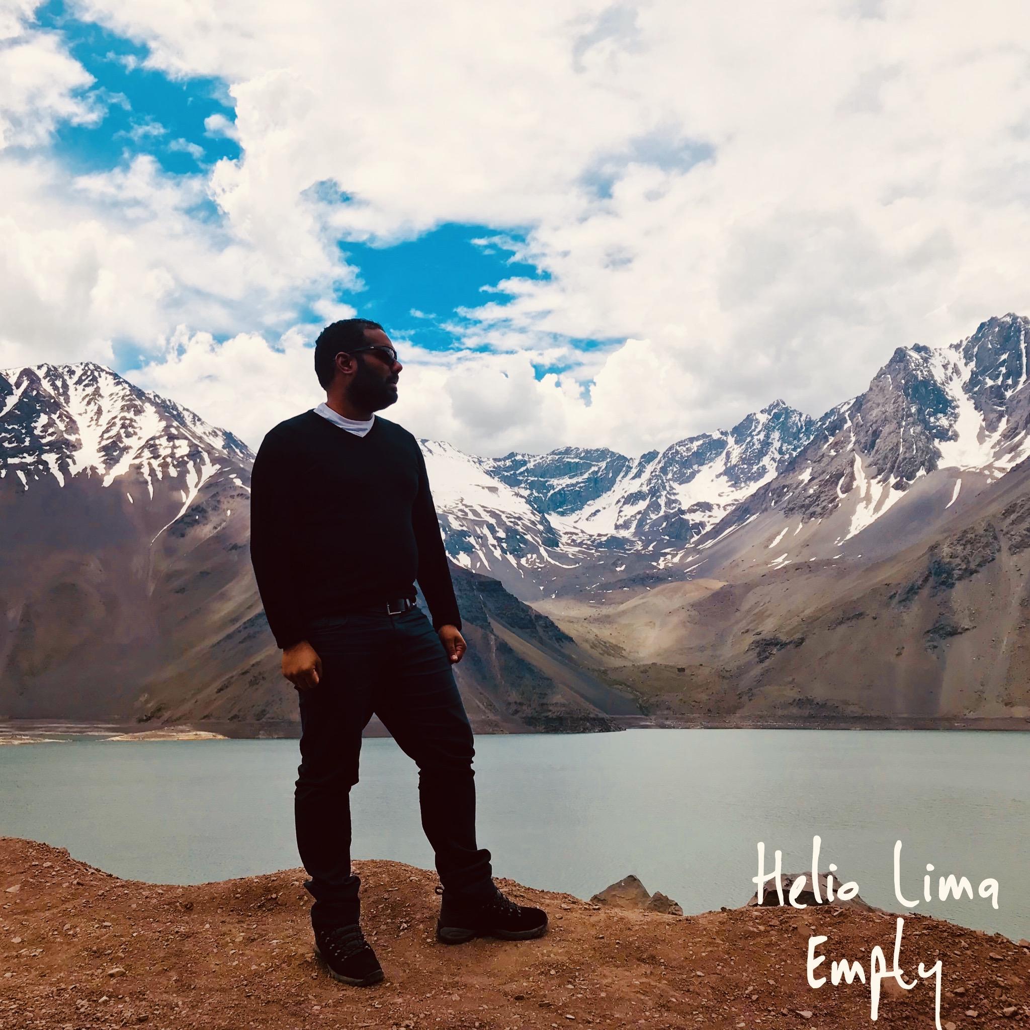 """Helio Lima revela video de """"Empty"""", seu álbum solo"""